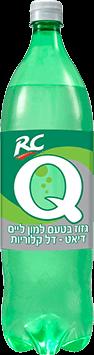 RCQ גזוז דיאט לימון ליים