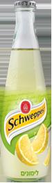 schweppes לימון 330 מ