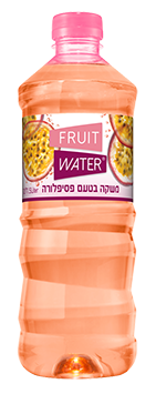 fruit water פסיפלורה