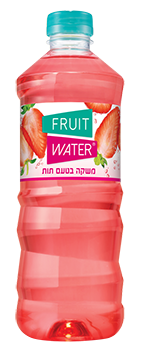 fruit water תות