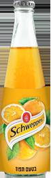 משקה תפוז מוגז