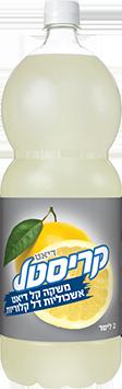 קריסטל דיאט אשכוליות 2 ליטר