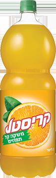 קריסטל תפוזים 2 ליטר