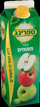 נקטר תפוחים 1 ליטר