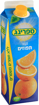 נקטר תפוזים 1 ליטר