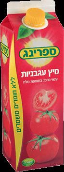 נקטר עגבניות 1 ליטר