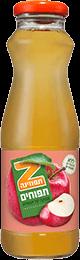 תפוזינה משקה קל תפוחים