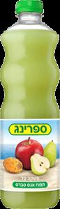 משקה קל תפוח אגס סברס