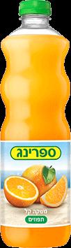 משקה קל תפוזים