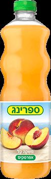 משקה קל אפרסקים