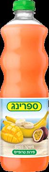 משקה קל פירות טרופיים