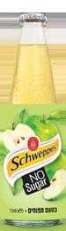 משקה בטעם תפוחים ללא סוכר